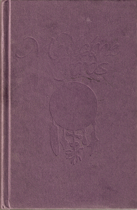 First edition of revised deck book, with debossed cover